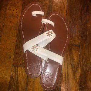 Tory Burch Ring Toe Sandal